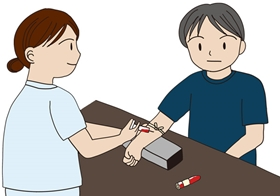 男性の妊娠検査