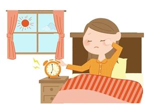 葉酸サプリと寝起きの関係