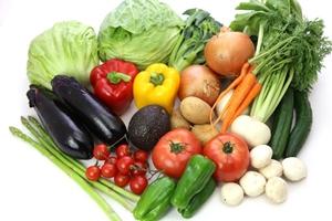 野菜で葉酸を補充