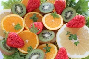 栄養たっぷりの果物