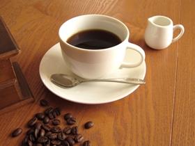 コーヒーは体を冷やす