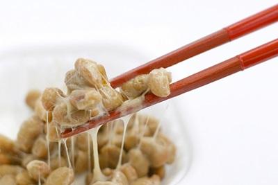 納豆のネバネバ