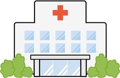 日本の病院へ